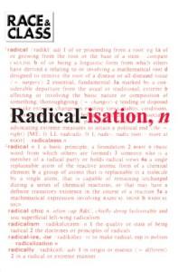 race_class_radicalisation