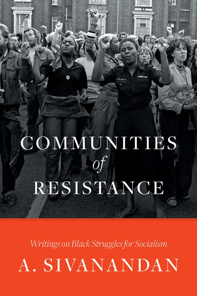 Communities of Resistance book cover
